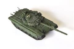 Russian T-72B w/ERA & Command Shield - Georgia War of 2008