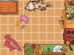 Garbage Day! - Kitchen Playmat