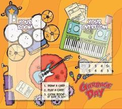 Garbage Day! - Rock/Music Room Playmat