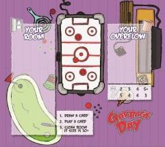 Garbage Day! - Game Room Playmat