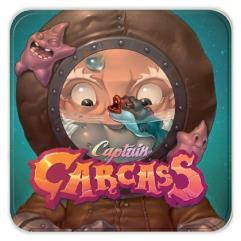 Dead Man's Draw - Captain Carcass Tin