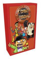 Chopstick Dexterity MegaChallenge 3000 (2nd Printing)