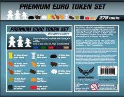 Premium Euro Token Set