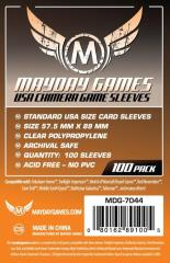 Chimera Game Sleeves - Standard USA (100)