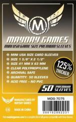Mini USA Premium Card Sleeves (50)
