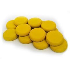 Crokinole Wooden Discs - Yellow