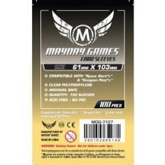 Magnum Space Alert/Dungeon Petz Sleeves (100)
