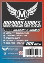 Police Precinct Sleeves (100)