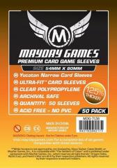 Yucatan Narrow Card Game Sleeves (50)
