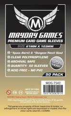 Magnum Space Alert/Dungeon Petz Sleeves (50)