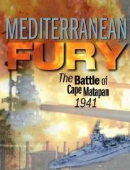 Mediterranean Fury - The Battle of Cape Matapan, 1941