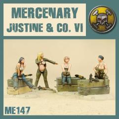 Justine & Co. VI
