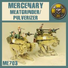 Meatgrinder/Pulverizer