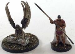 Oedipus vs. the Sphinx (Kickstarter Exclusive) #1