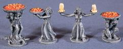 Candle & Brazier Statues