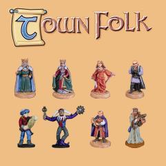 Town Folk #1