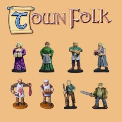 Town Folk #2