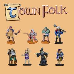 Town Folk #3