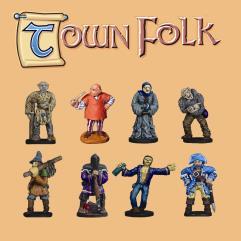 Town Folk #4