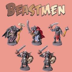 Beastmen - Boars