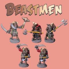 Beastmen - Rams