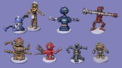 Robots - Small