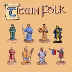 Town Folk #5