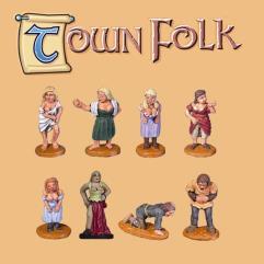 Town Folk #6