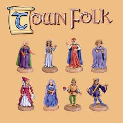 Town Folk #7