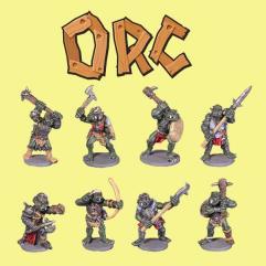 Orcs Set #1