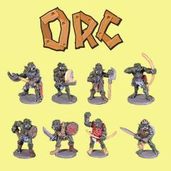 Orcs Set #2