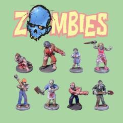Zombies Set #1