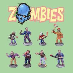 Zombies Set #2