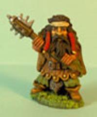 Dwarf w/Mace