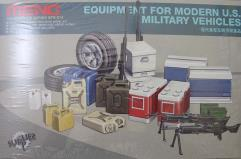 Equipment for Modern U.S. Military Vehicles