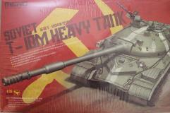 Soviet T-10M Heavy Tank