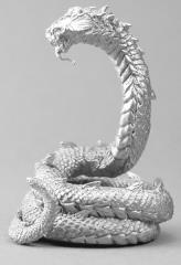 Ssyryss - Naga Keeper of Secrets