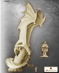 Viszeralyn - The Oracle Dragon
