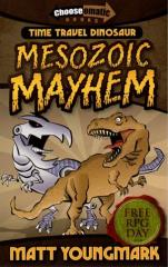 Mesozoic Mayhem (Free RPG Day 2014)