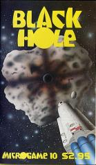 MicroGame #10 - Black Hole (2nd Printing)