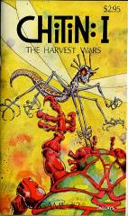 MicroGame #2 - Chitin I - The Harvest Wars (2nd Printing)