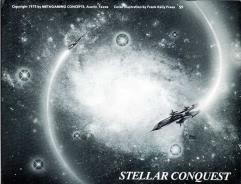 Stellar Conquest (1st Printing)