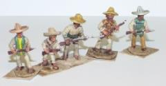 Mexican Irregulars Infantry