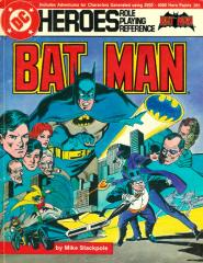 Batman Sourcebook (1st Edition)