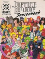 Justice League Sourcebook