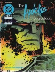 Apokolips Sourcebook, The