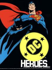 DC Heroes (2nd Edition)