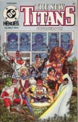 New Titans Sourcebook, The