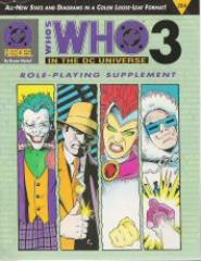 Who's Who in the DC Universe #3