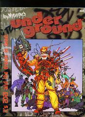 Underground RPG